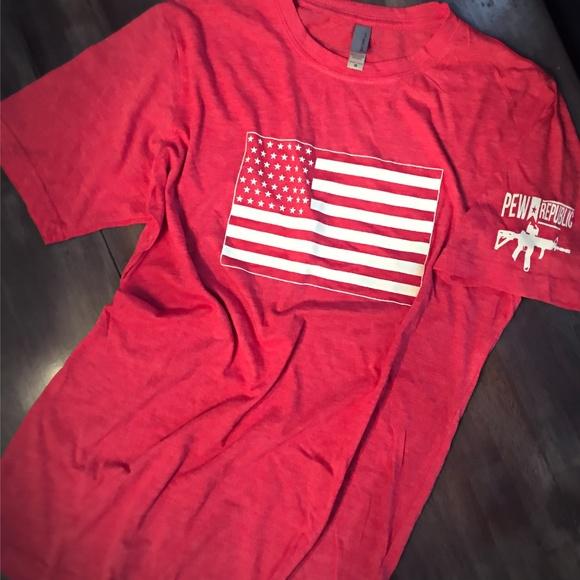 Other - 🇺🇸American Flag T-Shirt - Med. Men *NWOT*